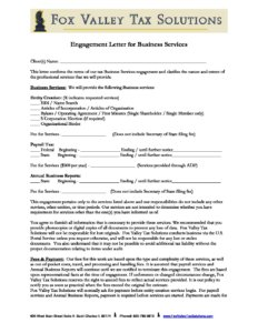 Engagement-Letter-for-Business-Services-pdf-232x300 Engagement Letter for Business Services tax preparation 60174